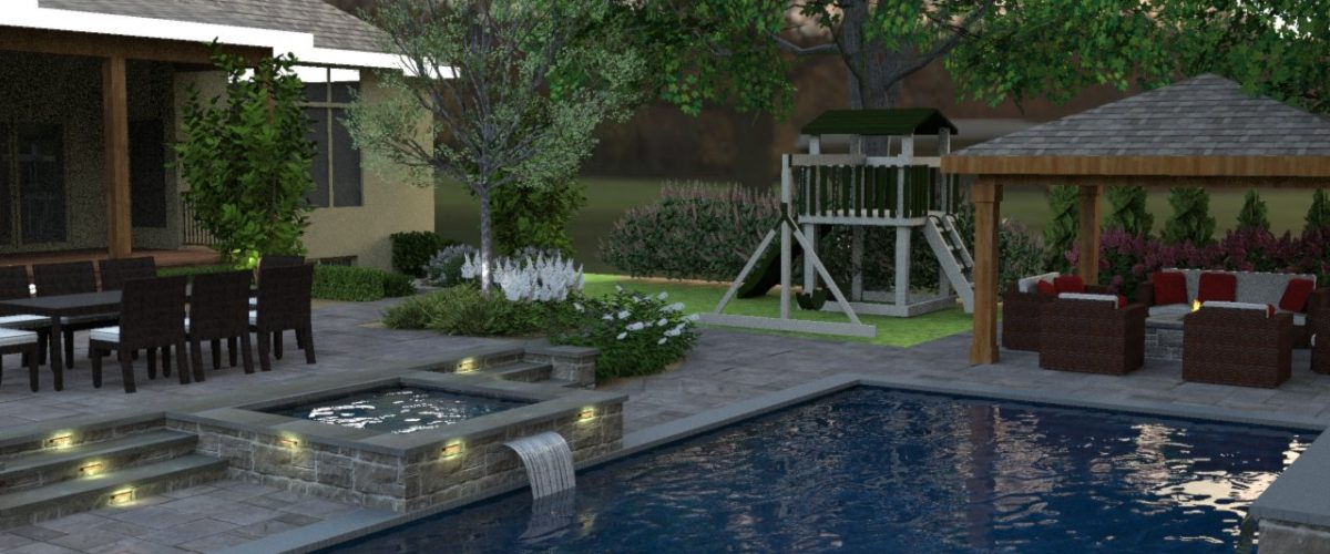 Let us help you visualize what your dream backyard could look like with a 3D Walkthrough.
