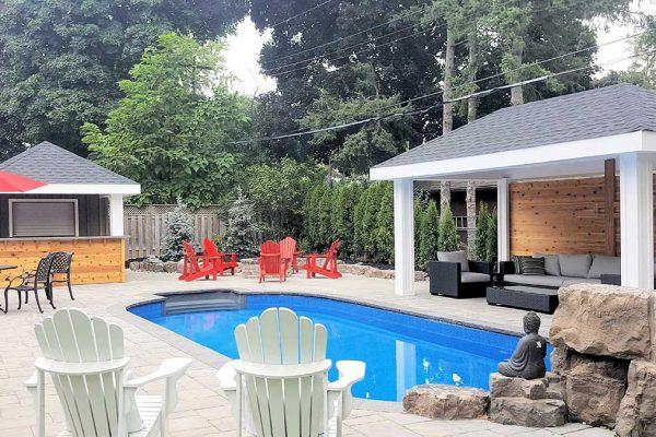 Ontario Outdoor Living Experts - Toronto Backyard Remodeling